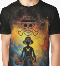 Luffy —— OP Graphic T-Shirt