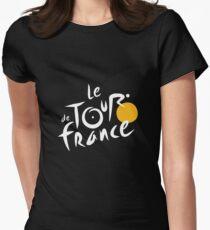 Le Tour De France Merchandise Women's Fitted T-Shirt