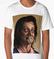 Zombie Bill Murray Long T-Shirt