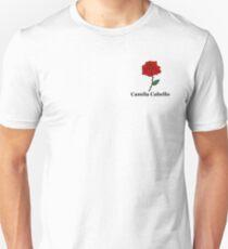 Camila Cabello Rose T-Shirt
