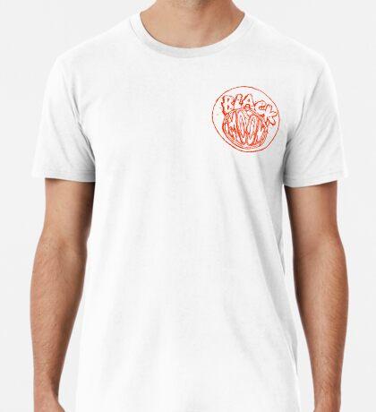 Black Moon chest logo  Premium T-Shirt