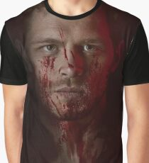 Klaus Mikaelson - The Originals Character Poster Graphic T-Shirt