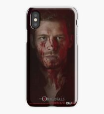 Klaus Mikaelson - The Originals Character Poster iPhone Case/Skin