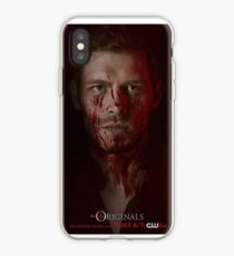 Klaus Mikaelson - The Originals Character Poster iPhone Case