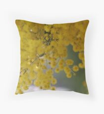 Wattle Throw Pillow