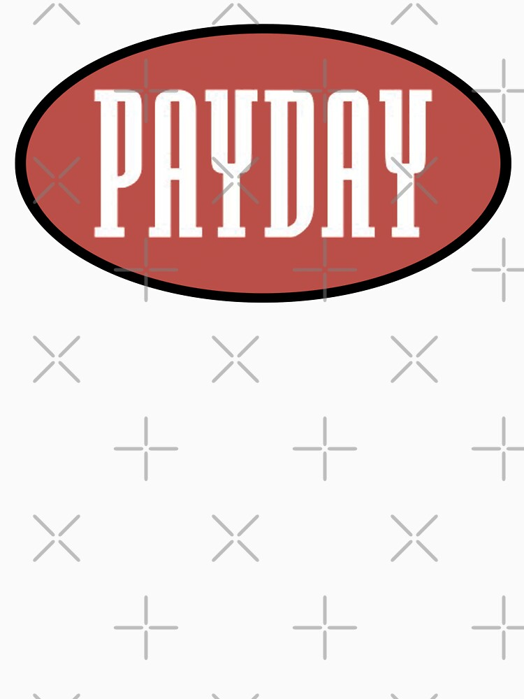 Payday records logo - home of Jeru, show & AG, O.C by TheJBeez
