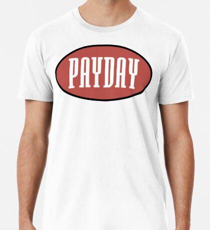 Payday records logo - home of Jeru, show & AG, O.C Premium T-Shirt