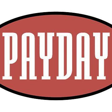 Logotipos de Payday logo - hogar de Jeru, show & AG, OC de TheJBeez