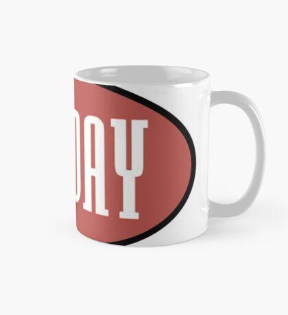 Payday records logo - home of Jeru, show & AG, O.C Mug