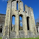 Valle Crusis Abbey,  Llantysilio, Denbighshire, Wales by trish725