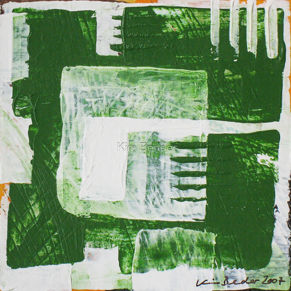Pure Abstraction 2 by Kim Bender