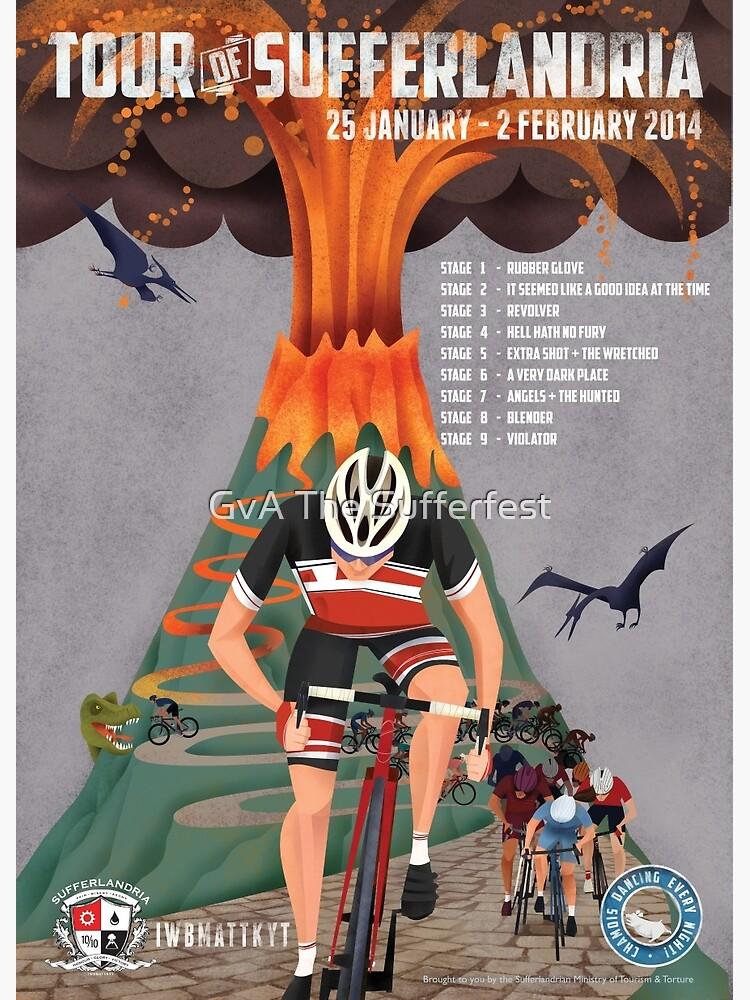 Tour of Sufferlandria 2014 by bvduck