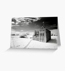 Castle Rising Greeting Card