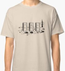 The Dark Tower - Drawing of the Three Classic T-Shirt