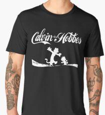 Calvin and Hobbes COKE Men's Premium T-Shirt