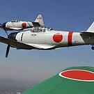 Flugzeuge aus dem Tora, Tora, Tora Demonstrationsteam. von StocktrekImages