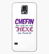 Chefin Queen Hülle & Skin für Samsung Galaxy