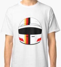sebastian vettel 2017 helmet Classic T-Shirt