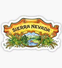 Sierra Nevada  Sticker