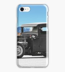 1931 Ford 'Salty Language' Pickup iPhone Case/Skin