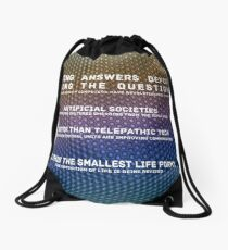 Historical Science Monthly issue 3442 Drawstring Bag