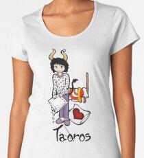 """Taurus among the stars - series of T-shirts """"Polaris"""" Women's Premium T-Shirt"""