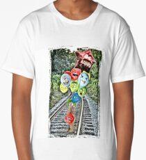 Smile More Long T-Shirt