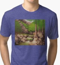 Craig Creek Cliff Tri-blend T-Shirt