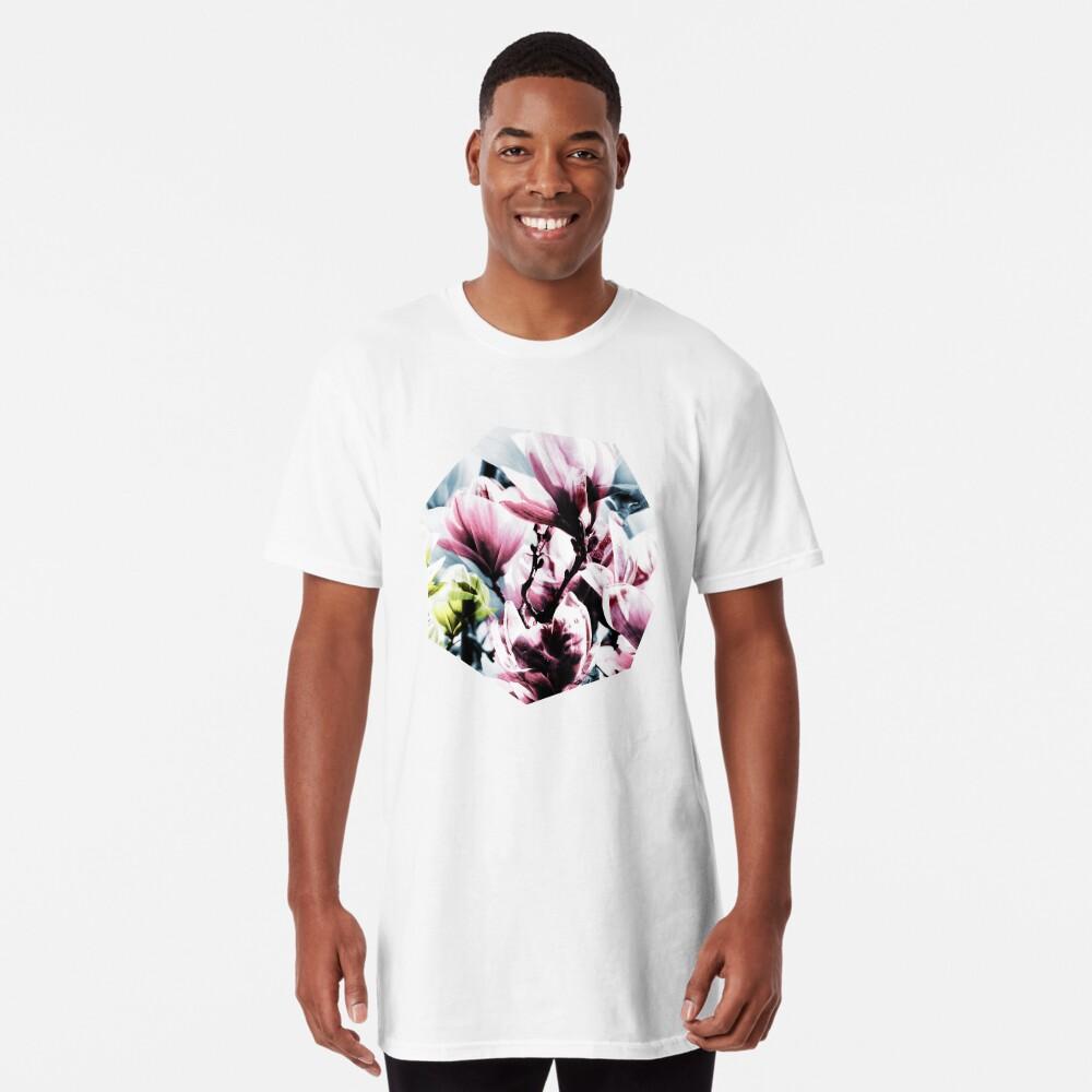 Magnolia 01 Longshirt Vorne