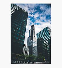 Willis Tower, Chicago Photographic Print