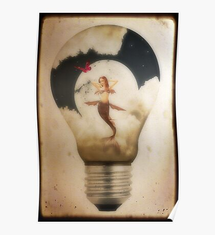 Sweet Dreams...The Real Man's Nightlight Poster