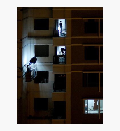 Night Shift Photographic Print