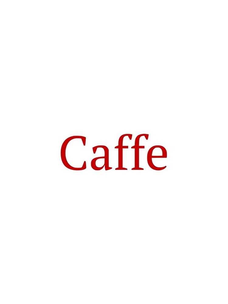 Caffe - Deep Learning Framework von taivop