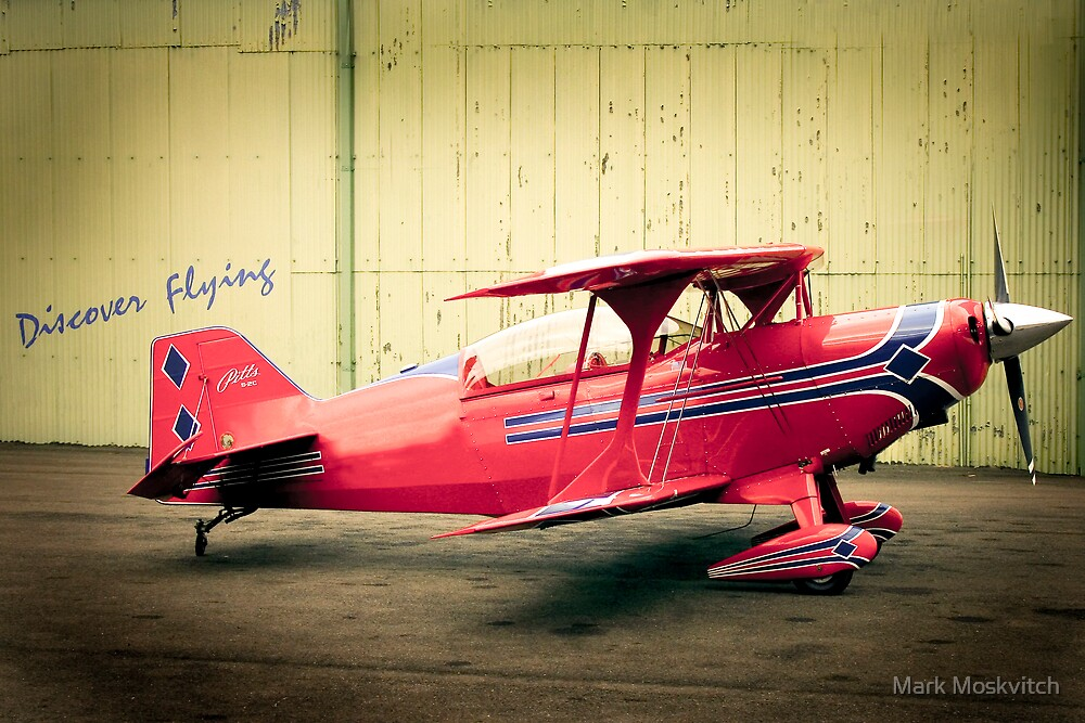 Pitts Special by Mark Moskvitch