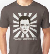 Walken on Sunshine - Christopher Walken (Dark Shirt Version) T-Shirt
