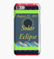 Best Eclipse Ever 2017 iPhone Case/Skin