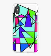 geometric composition iPhone Case/Skin