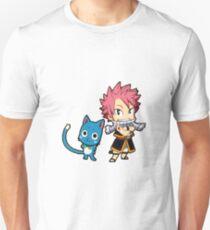 Natsu & Happy - Fairy tail T-Shirt