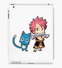 Natsu & Happy - Fairy tail iPad Case/Skin
