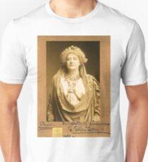Dame Ellen Terry as Volumnia in Coriolanus Unisex T-Shirt