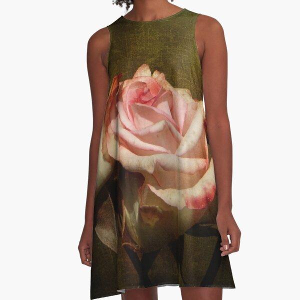 A Touch of Class A-Line Dress
