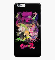 Splatoon 2 Poster iPhone 6 Case