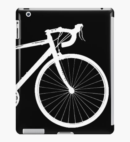 inverted bike iPad Case/Skin
