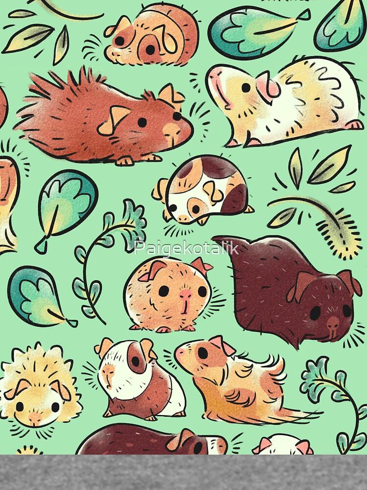 Meerschweinchen-Huddle von Paigekotalik