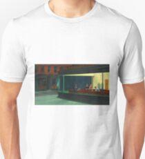 Nighthawks by Edward Hopper 1942 Unisex T-Shirt
