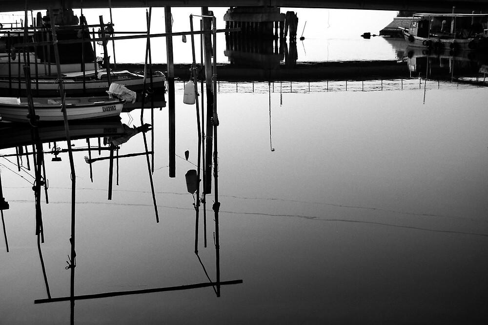 """Reflections #3 by Pierangelo """"Hobo"""" Rosati"""