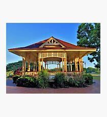 New Farm Park Rotunda Photographic Print