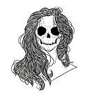 skullface by kachweena