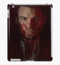Elijah Mikaelson - The Originals Character Poster iPad Case/Skin