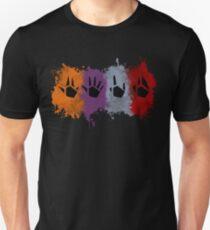 Poutres d'amorçage T-shirt unisexe